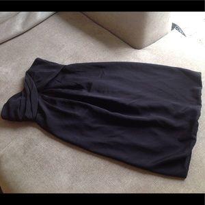 Gorgeous Strapless Nicole Miller LBD 0 dress